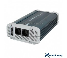 Xenteq Sinus Omvormer PurePower 12 Volt 2000 Watt
