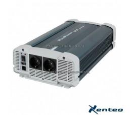 Xenteq Sinus Omvormer PurePower 24 Volt 2000 Watt