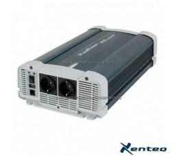 Xenteq Sinus Omvormer PurePower 24 Volt 3000 Watt