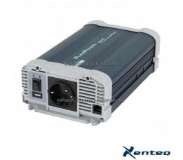 Xenteq Sinus Omvormer PurePower 24 Volt 600 Watt