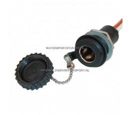 Procar Waterdicht Stopcontact