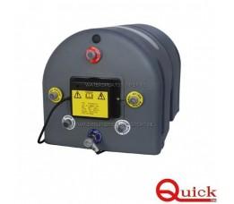 Sigmar / Quick Boiler Dubbele Spiraal 40 Liter