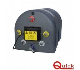 Sigmar / Quick Boiler Dubbele Spiraal 60 Liter