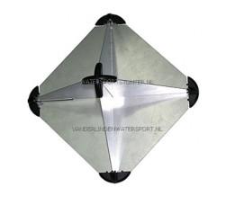 Radarreflector Opvouwbaar 30 cm