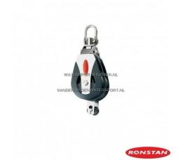 Ronstan RF40212 Blok 2 Schijfs Hondsvot Wartel