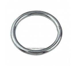Ring Gelast RVS 8x50 mm