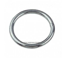 Ring Gelast RVS 3x20 mm
