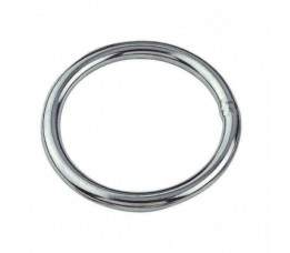 Ring Gelast RVS 6x40 mm
