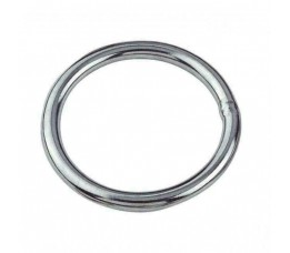 Ring Gelast RVS 8x40 mm
