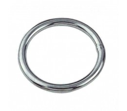 Ring Gelast RVS 10x60 mm