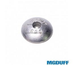 Roerbladanode Zink 150 mm