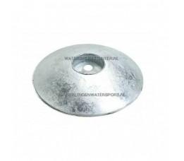 Roerbladanode Aluminium 90 mm