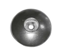 Roerbladanode Zink 130 mm