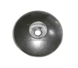 Roerbladanode Zink 90 mm