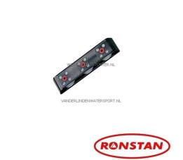 Ronstan RF449 Valgeleideblok 3 Schijfs