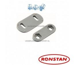 Ronstan RF5012 Schootklem Onderplaat