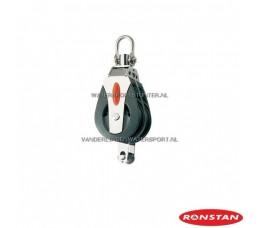 Ronstan RF50210 Dubbel Blok + HV 50 mm