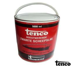Tenco Zwarte Scheepslak 5 Liter