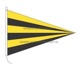 Vlag Schiedam 30x45 cm Punt