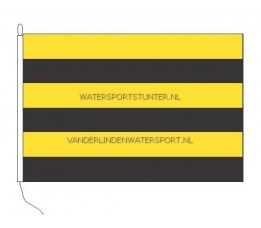 Vlag Schiedam 20x30 cm Recht