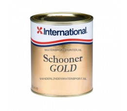 Schooner Gold 750 ml