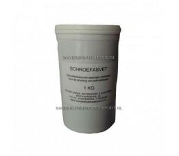 Schroefasvet Pot 1 kg