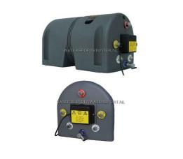 Sigmar Boiler Compact Dubbele Spiraal 40 Liter