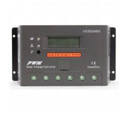 PWM Solar Regelaar Met Display 30 Ampere