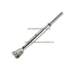 Wantspanner RVS Gaffel-Terminal 5 mm