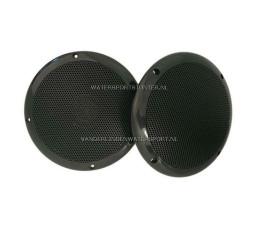 Luidsprekerset Zwart Waterdicht 60 Watt