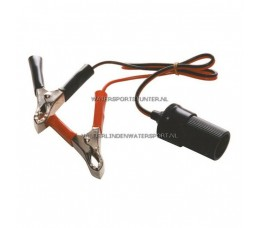 Accu Adapter Kabel 12 / 24 Volt