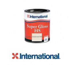 International Super Gloss HS Bootlak 201 Whale Grey
