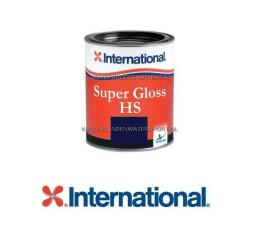 International Super Gloss HS Bootlak 208 Traffic Blue