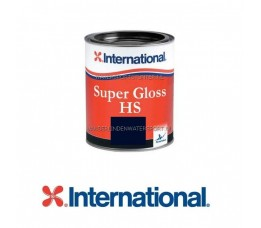 International Super Gloss HS Bootlak 210 Ocean Blue