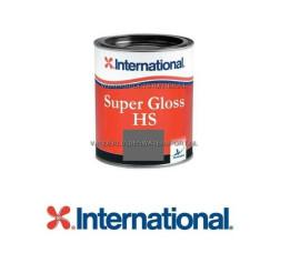 International Super Gloss HS Bootlak 224 Storm Grey