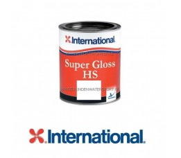 International Super Gloss HS Bootlak Wit