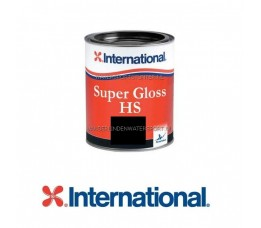 International Super Gloss HS Bootlak Zwart