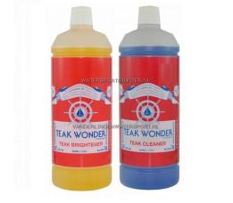 Teak Wonder Combo Pack 2x1 Liter