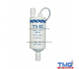 TMC Inline Drinkwaterpomp 12 Volt