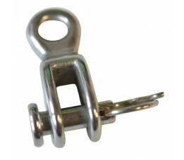 Toggle RVS 10 mm