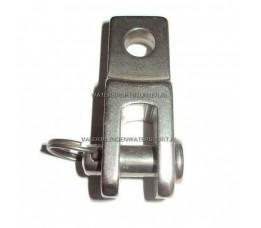 Toggle RVS Vierkant 10 mm