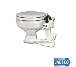 Jabsco Handtoilet Regular Grote Pot