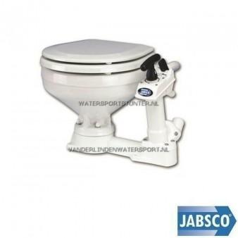 Jabsco Handtoilet Compact Standaard Pot
