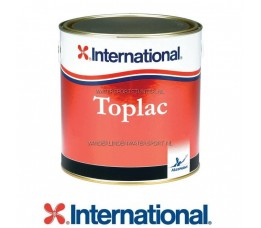 International Toplac 504 Fire Red