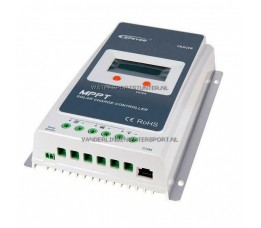 EPSolar Regelaar MPPT Met Display 10 Ampere