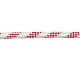 U-Rope Offshore Wit/Rood 8 mm