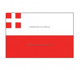 Vlag Utrecht 30x45 cm