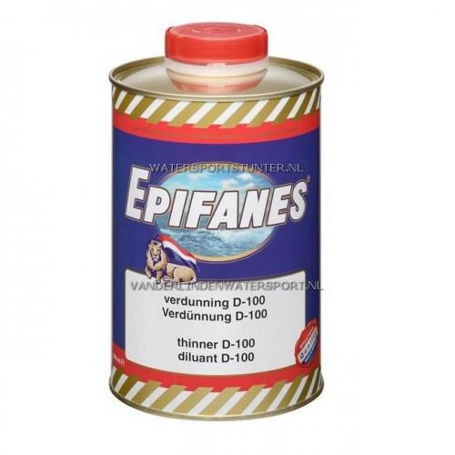 Epifanes Verdunning D-100 1 Liter