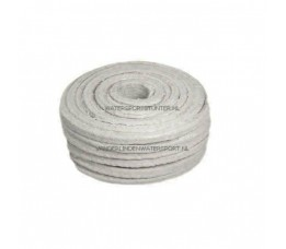 Vetkoord / Vetpakking 6 mm - 1 Meter