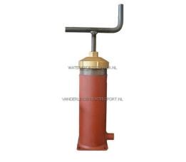 Vetpers Voetmontage 0,5 Liter